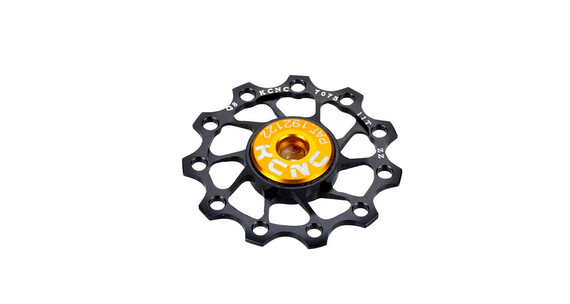 KCNC Jockey Wheel Ultra 11 Zähne SS Bearing schwarz
